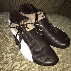 Puma Men's 10.5 Beautiful Shoes Clean EUC Gorgeous